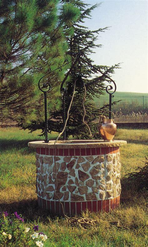pozzo giardino pozzi da giardino pozzo 883 toscana marmi