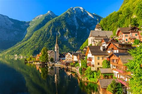Europe Kitchen Design the top 10 things to see and do in hallstatt austria