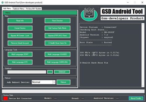 android xda dev tool gsd android tool rvsecurity maker android development and hacking