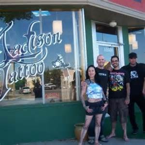 madison tattoo shop shop madisontattooshop on myspace