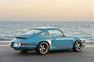 Singer Porsche Singer Vehicle Design Goes During Monterey Car
