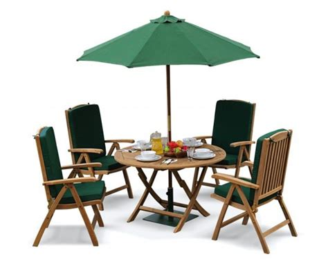 4 seater table and chairs suffolk 4 seater teak garden table and chairs set
