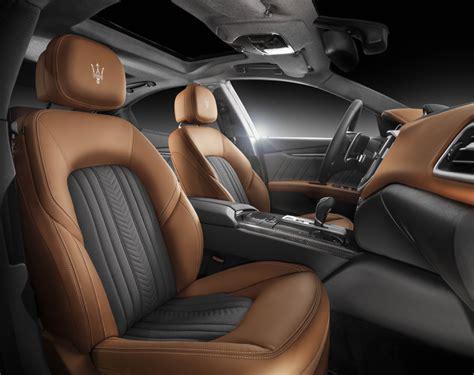2016 maserati quattroporte interior 2016 maserati quattroporte and ghibli will offer interiors