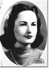 Young Bea Arthur looks similar to Dita Von Teese in this