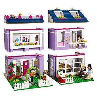 lego friends emma s house lego friends emma s house 41095