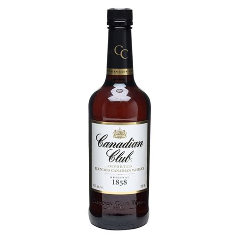 Canada House Whiskey by Canadian Club The Whiskey Affair