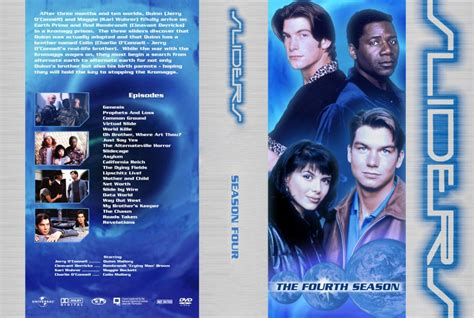 Cover Tv By Request 1 slides season 4 tv dvd custom covers sliders 4 cover a dvd covers