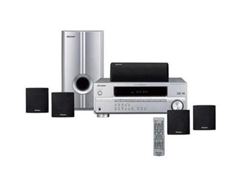 pioneer  watt  surround sound system