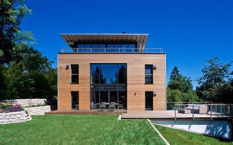 das baddesign im design holzhaus baufritz lifestyle - Design Holzhaus