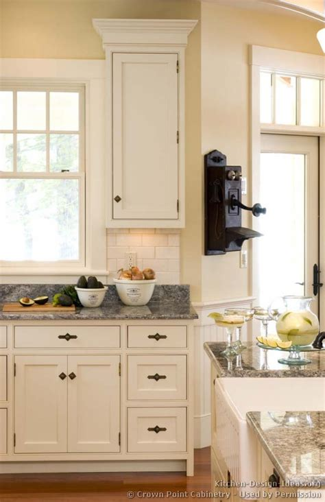 vintage white kitchen cabinets kitchens with antique white cabinets brown hairs
