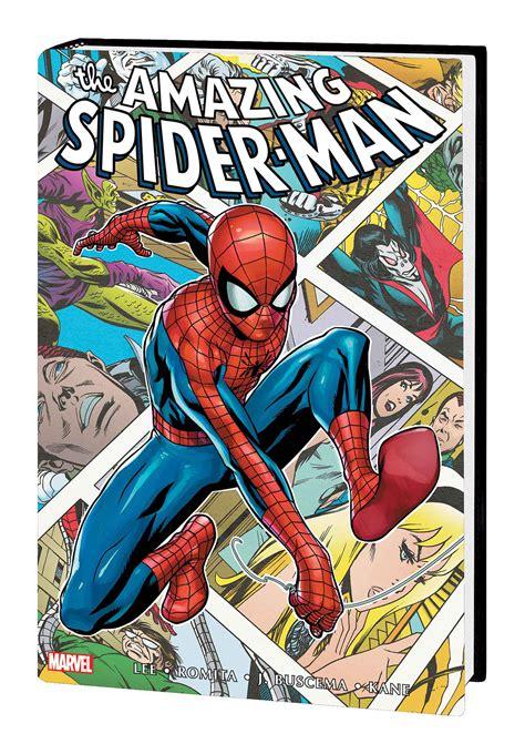 amazing spider man omnibus vol 130290082x nov160951 amazing spider man omnibus hc vol 03 mckone cvr previews world