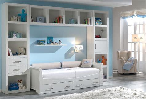 cama nido de   cajones de arrastre habitacion infantil en  habitaciones