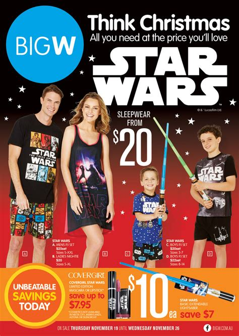 big w catalogue christmas gifts 19 nov 2015