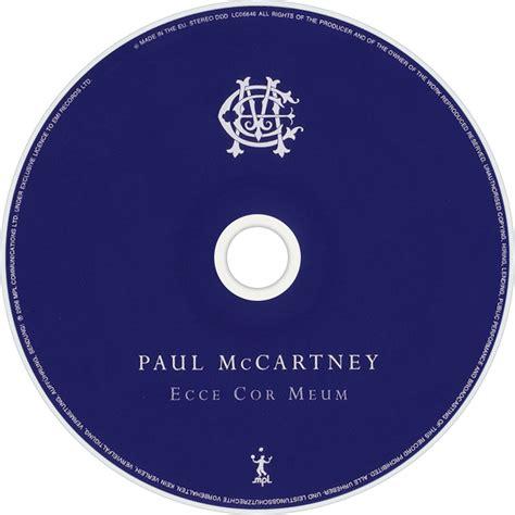 Paul Mccartney World Premiere Performance Of Ecce Cor Meum At Royal Albert by Paul Mccartney Fanart Fanart Tv
