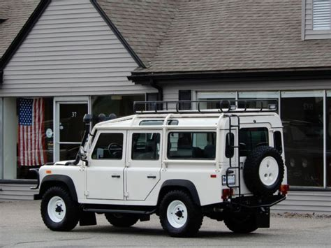 how cars run 1993 land rover defender transmission control 1993 land rover nas defender 110 301 67k miles authentic nas 110 for sale land rover defender