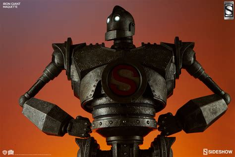 The Iron Giant by The Iron Giant The Iron Giant Maquette By Sideshow