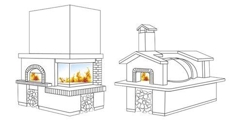 forno a legna per pizza da interno forni a legna prefabbricati per pizza da interno esterno