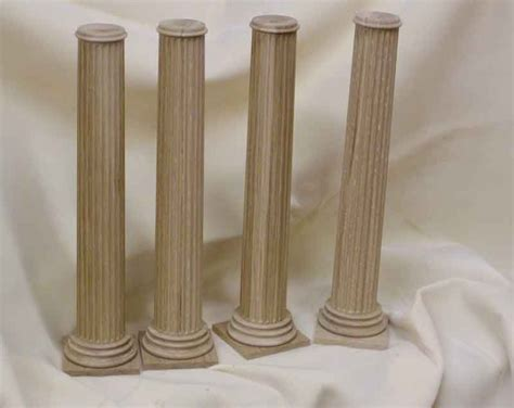 Decorative Wood Columns by Wood Columns Decorative Columns For Interior And Exterior