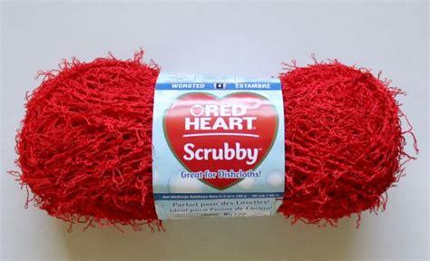swirl scrubby free crochet pattern in red heart yarns knit scrubbie pattern using red heart scrubby yarn