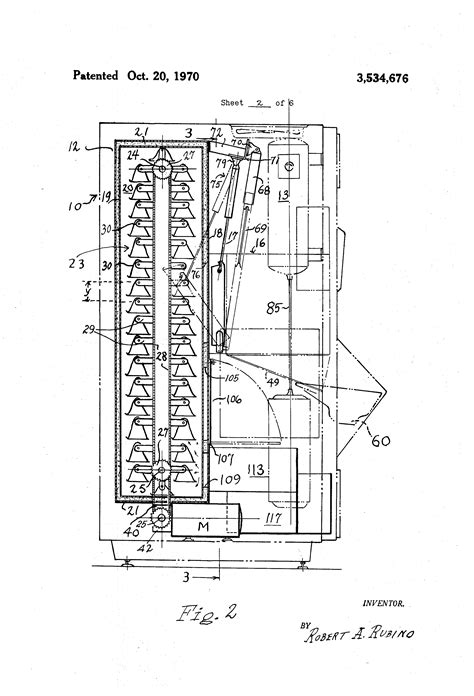 design patent meaning patent us3534676 vending machine with fast cooking means