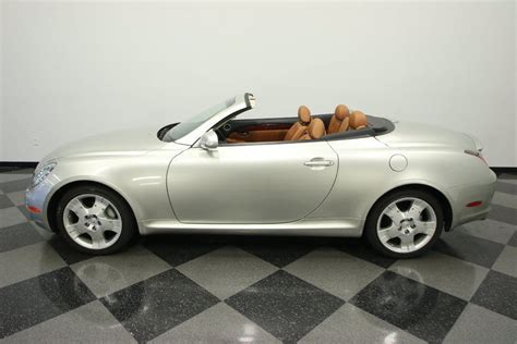 lexus convertible 4 door 2004 lexus sc430 base convertible 2 door for sale