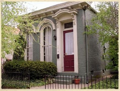 Shotgun Style House by Rebuilding Place In The Space Updated Saving The