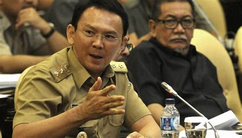 ahok election ahok gerindra does not assign me to run for election