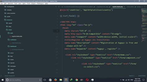 sublime text 3 theme tutorial react native ide 5 best ide editors for react native