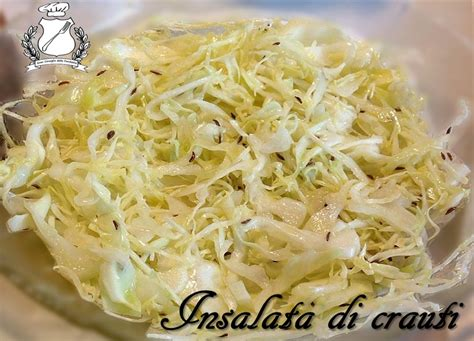come cucinare i crauti crudi insalata di crauti gran consiglio della forchetta