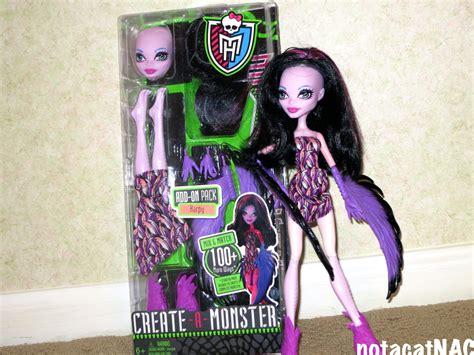 Monster High Doll Design Games | monster high doll create a monster game driverlayer