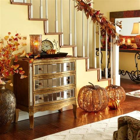 Fall Entryway entryways decorated for fall home decoration club