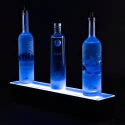 led bar shelves illuminate led bar shelf w remote