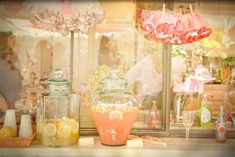 Lemonade For Baby Shower by Pink Lemonade Baby Shower Theme Entertaining