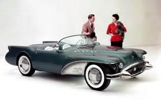 Buick Wildcat Ii 1954 Buick Wildcat Ii Concept Front Three Quarters View