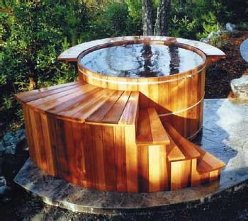 how to use a jacuzzi bathtub water can i build a hot tub using lumber home improvement stack exchange