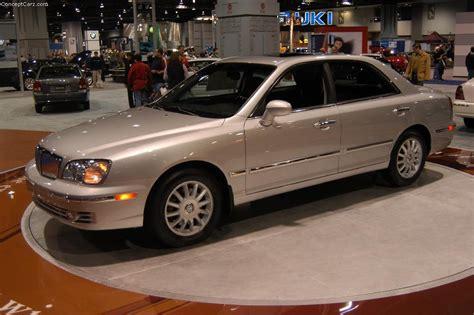 hyundai xg 350l 2004 hyundai xg350 image
