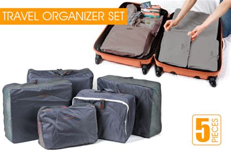 Traveling Bag In Bag Organizer Tas Koper Travel Import jual tso travel suitcase organizer tas travelling