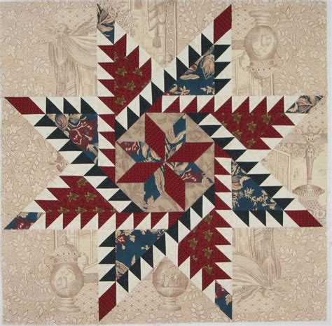 Feathered Quilt Pattern Free by Pin By Fifer On Feathered Quilts