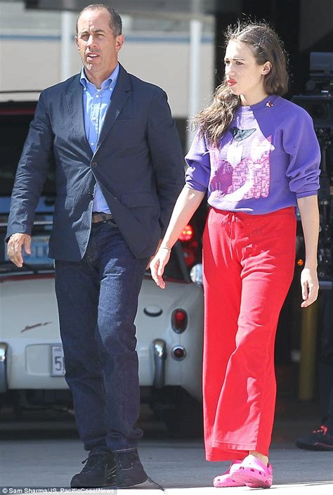 Jerry Seinfeld bickers with Miranda Sings filming Comedians In Cars Getting Coffee   Daily Mail