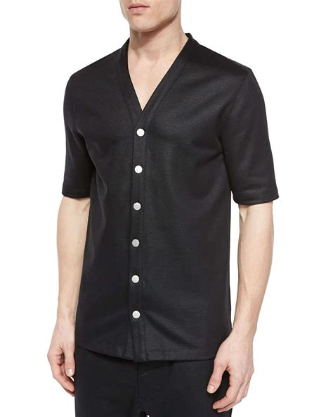 Button Cotton Shirt black cotton button shirt artee shirt