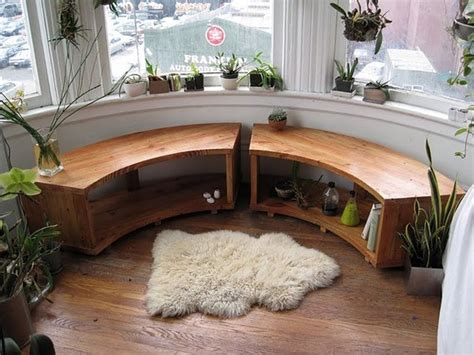 curved kitchen bench philly travel nature photo etsy nest furniture for the