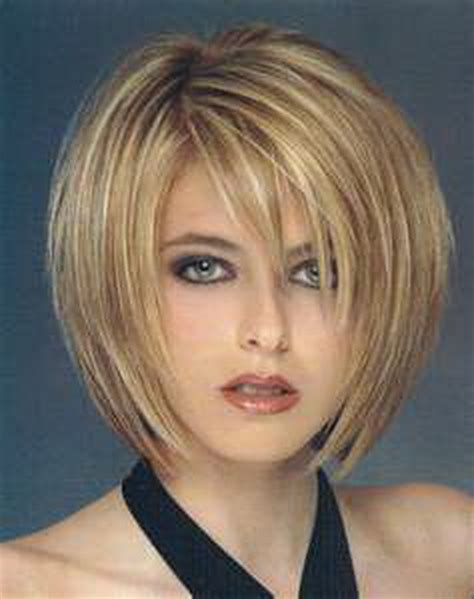 short haircuts for round face fine hair short hair styles for round faces and thin hair