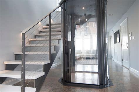 bright residential elevators look boston contemporary