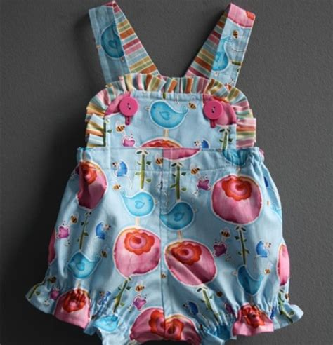 free toddler romper sewing pattern romper free patterns