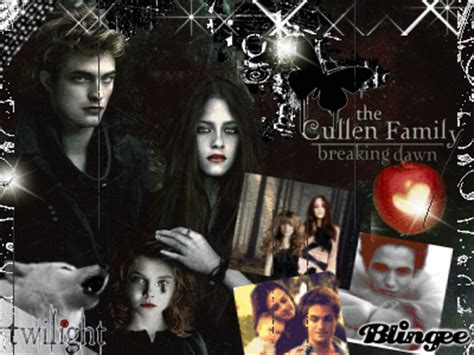 the cullen family [breaking dawn]