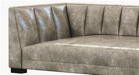 restoration hardware leather ottoman restoration hardware kensington leather sofa rs gold sofa