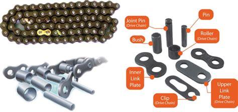 Spare Part Rantai Honda tips mengganti rantai motor yang benar jagatotomotif id