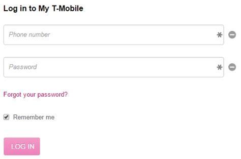 my t mobile com login   MyCheckWeb.Com