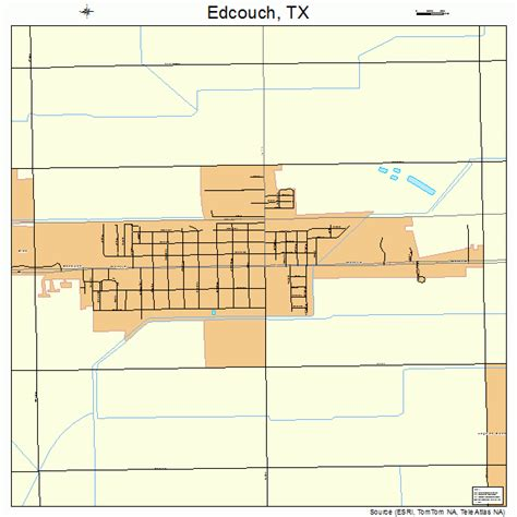 edcouch texas map edcouch texas map 4822528