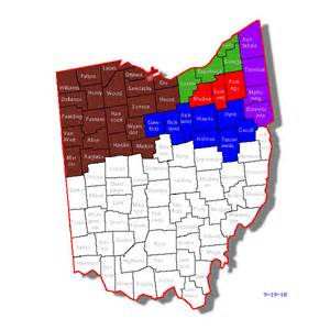 northern district of map map of northern district of ohio bankruptcy court